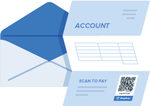 Scan-to-pay invoices